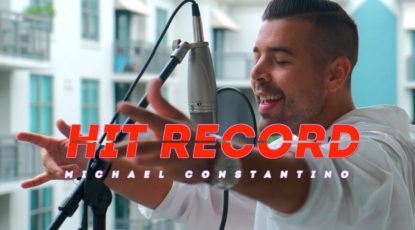 Hit Record Cover